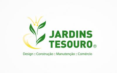 Jardins Tesouro ® marca registada